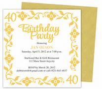 40th Birthday Invitations Free Templates 5 Free Printable Invitations Templates Formats Examples Free Party Invitation Templates Templates Platform Birthday Invitation Templates Microsoft Word Templates