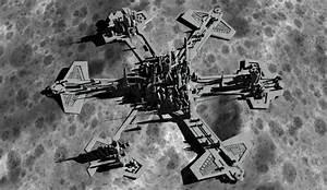 UFO Enthusiast Spots 7-Mile-Long Alien Moon Base: 'Could ...