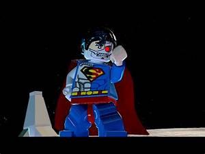 Lego Batman 3 Beyond Gotham Cyborg Superman Gameplay And ...