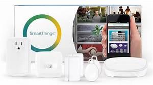 Samsung Smart Home : samsung buys smartthings in bid to own the smart home ~ Buech-reservation.com Haus und Dekorationen