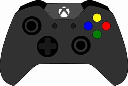 Clipart Xbox Cliparts Controller Clip Library