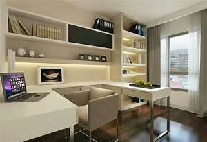 how to decorate and furnish a small study room With design for study room in home