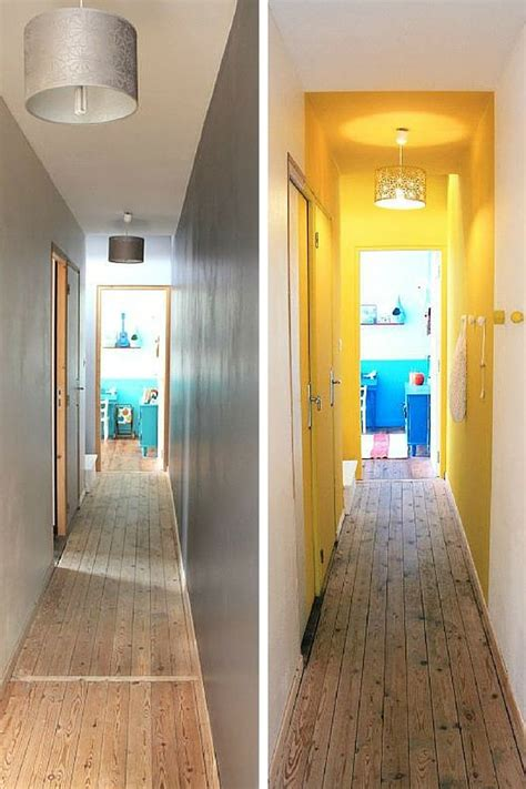 decoration couloir  idees geniales  decouvrir