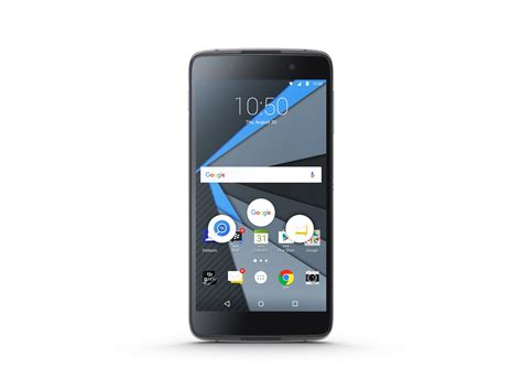 blackberry dtek smartphone review notebookchecknet