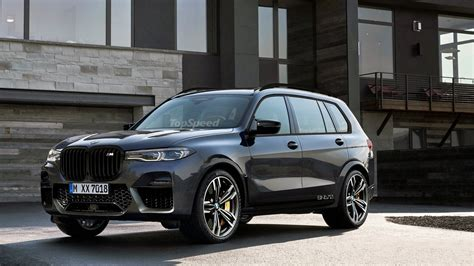 If Bmw Aims To Take On The Mercedesamg Gls 63 With An X7