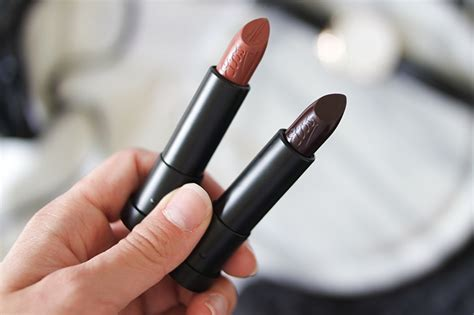 Beauty  Etos Color Care Lipsticks In Rebel And Kylies Fav