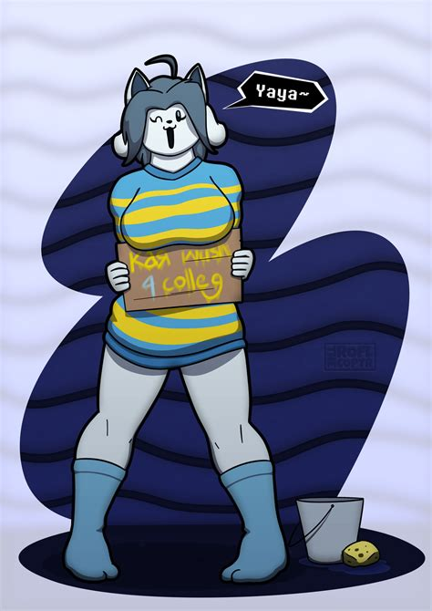 sweater big minnie temmie wash by theroflcoptr on deviantart