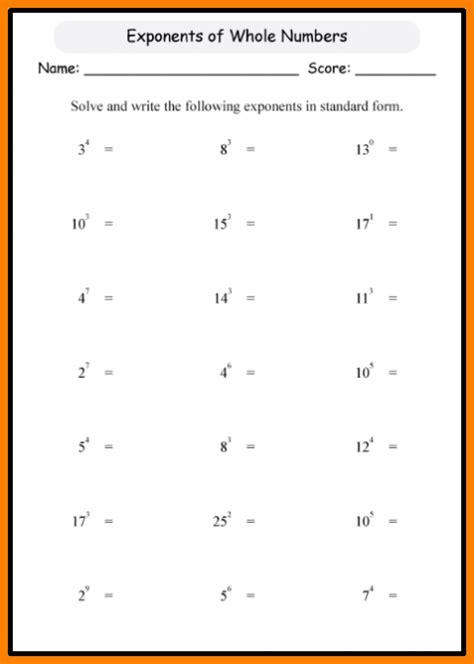 7 7th grade math worksheets ars eloquentiae