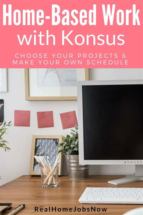 Home Based Web Design Work by Konsus Home Based Opportunities Available Now