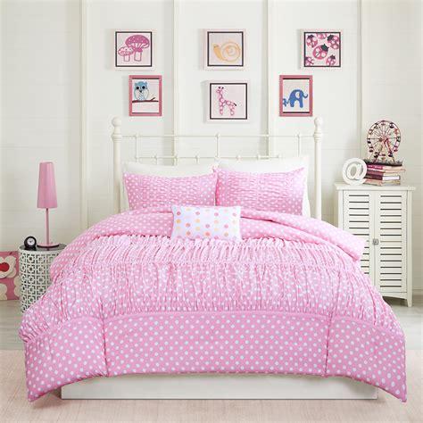 comforter sets pink mizone lia xl comforter set free shipping
