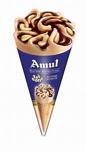 Is Amul the only company which makes pure milk ice cream ...