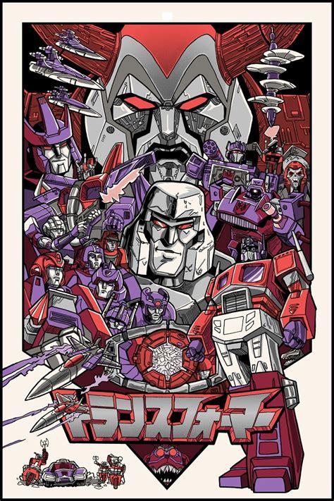 transformers  poster  tim doyle