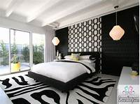 black and white bedroom 35 Affordable Black and White Bedroom Ideas | Bedroom
