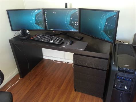 best ikea desk for gaming how to choose the right gaming computer desk minimalist