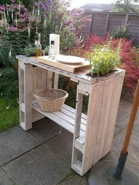 gartenmöbel 8 stühle 20 idee di riciclo pallet per il vostro giardino
