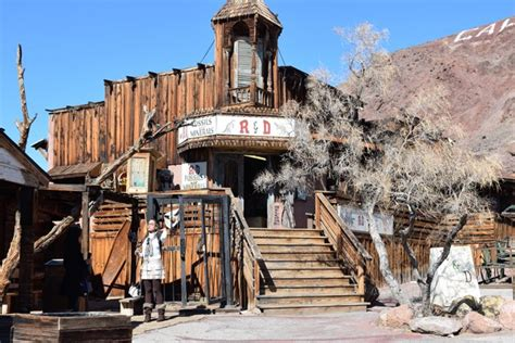 calico ghost town rv