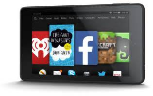 Amazon Kindle Fire Tablet Models For 2014 2015 | Dark ...