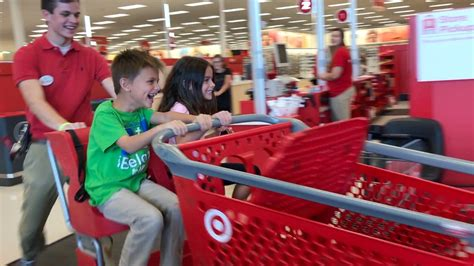 What's The Target Manager Doing With My Kids?!-youtube