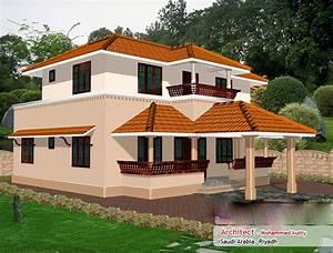 1936 Square Feet 4 Bedroom Kerala Traditional Home Design ...