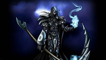 Grim Reaper Gathering Magic Dark Hdwallpapers Wallpapers