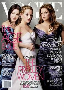 [CasaGiardino] The Presley Women Featured On The Cover Of ...