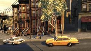 GRAND THEFT AUTO IV Setting Liberty City