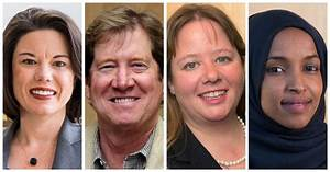 Minnesota's 2nd and 5th district congressional candidates ...