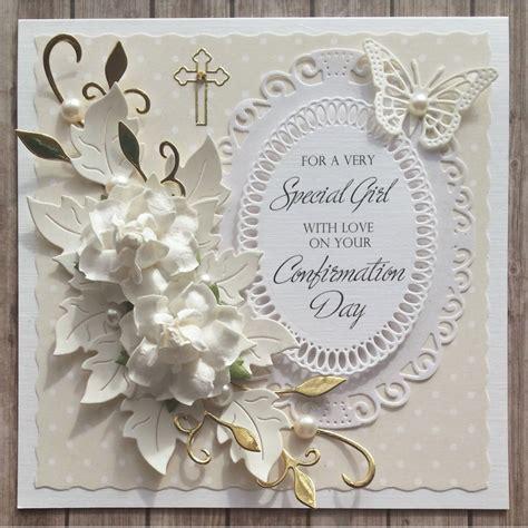 handmade confirmation card
