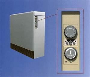 Radiateur Electrique A Accumulation : chauffage electrique a accumulation noirot ~ Dailycaller-alerts.com Idées de Décoration