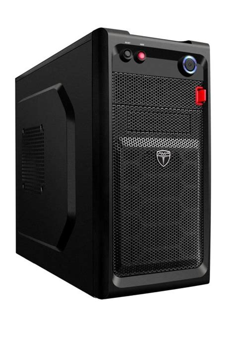 AvP Viper Mini Tower Black USB 3.0 case | Ebuyer.com