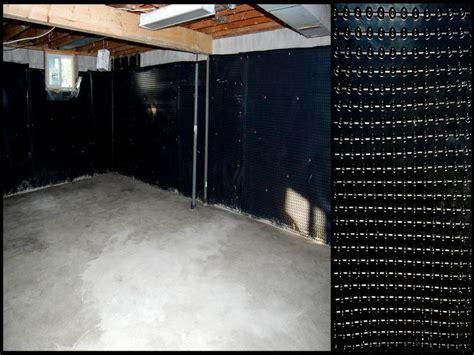 How To Waterproof Interior Basement Walls - basement how to apply interior basement waterproofing