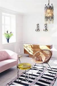 salon tapis berbere maison image idee With tapis de couloir avec code promo canape pas cher