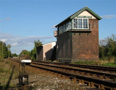 egginton junction signal box  nick allsop cc  sa