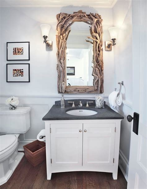 diy bathroom mirror ideas diy mirror frame decorating ideas for powder