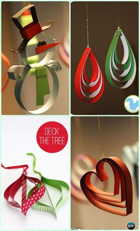 ideas  paper ornaments  pinterest ornaments