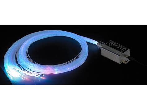 led glasfaser sternenhimmel lunartec led glasfaser sternenhimmel multi color mit farbwechlser