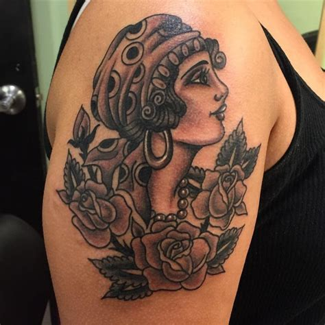gypsy tattoos designs ideas  meaning tattoos