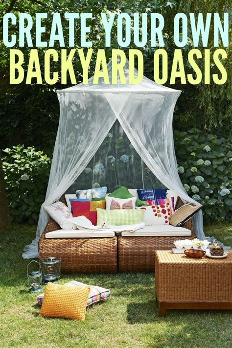 Build Your Own Backyard by Create Your Own Backyard Oasis For Entertaining And Relaxation