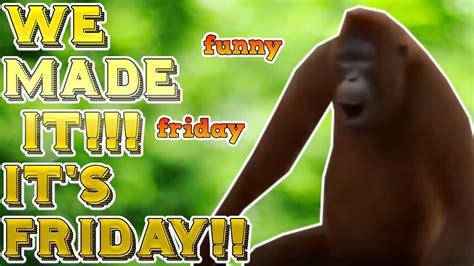 hilarious happy friday dance meme youtube
