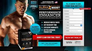 Is The Alpha X Boost Performance Enhancer A Scam
