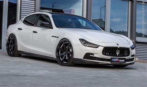 Eleganter Maserati Ghibli