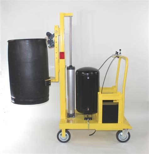 counterbalanced drum lifters transporters carts