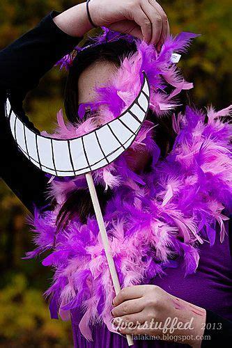 Diy Cheshire Cat Costume In 2019 Diy Cheshire Cat