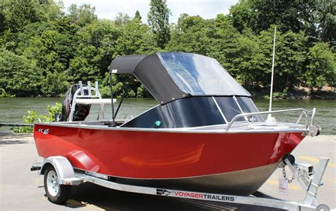 Boat Canopy Hamilton Nz by Fc Boats Custom Built Aluminium Boats Built In New Zealand