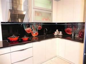 Folie Für Küchenrückwand : k chenr ckwand glas motiv ~ Lizthompson.info Haus und Dekorationen