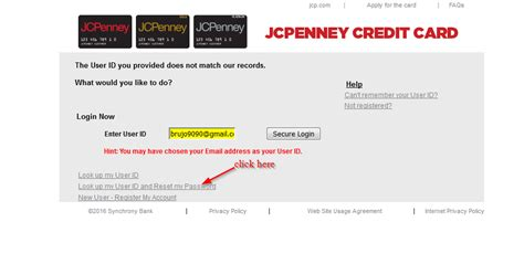 Jcpenney phone number credit card. JCPenney Credit Card Online Login - CC Bank