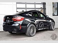 BMW X6 M tuning by Hamann
