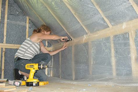 best type of insulation for garage a guide to insulation types houselogic energy saving tips