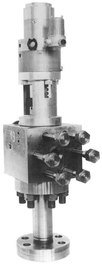 High Speed Linear Valve Actuators