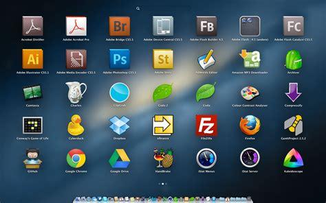 Programm Mac by Mac Os X Launchpad Aufr 228 Umen